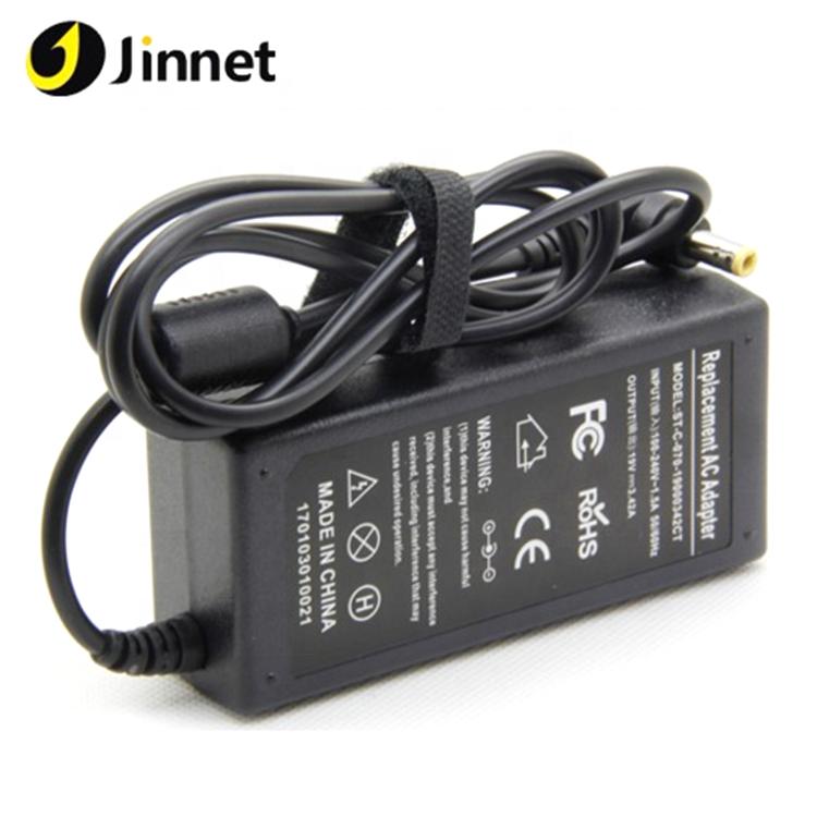 Jinnet Adaptor Laptop/Charger Laptop untuk Ace 19 V 3.42A