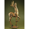 Polyresin deer animal figurines christmas decoration resin deer
