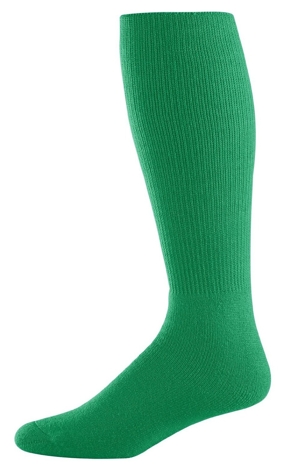 Athletic Socks - Youth Size 7-9, Color: Kelly, Size: 7 - 9
