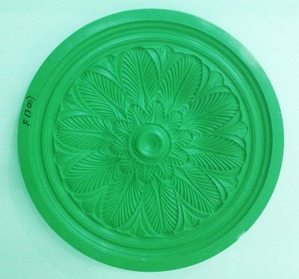 ceiling rose mold for making gypsum ceiling roses