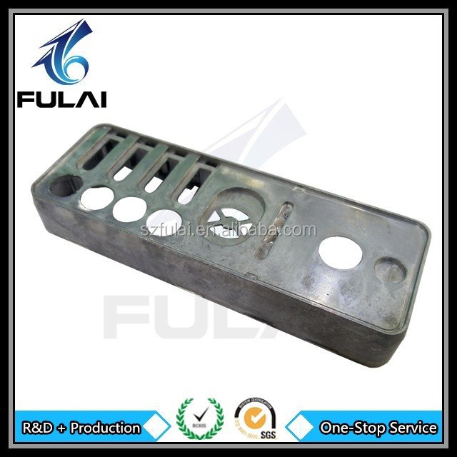 Die Casting Aluminum Alloy Metal Spare Parts China Good Supplier ...