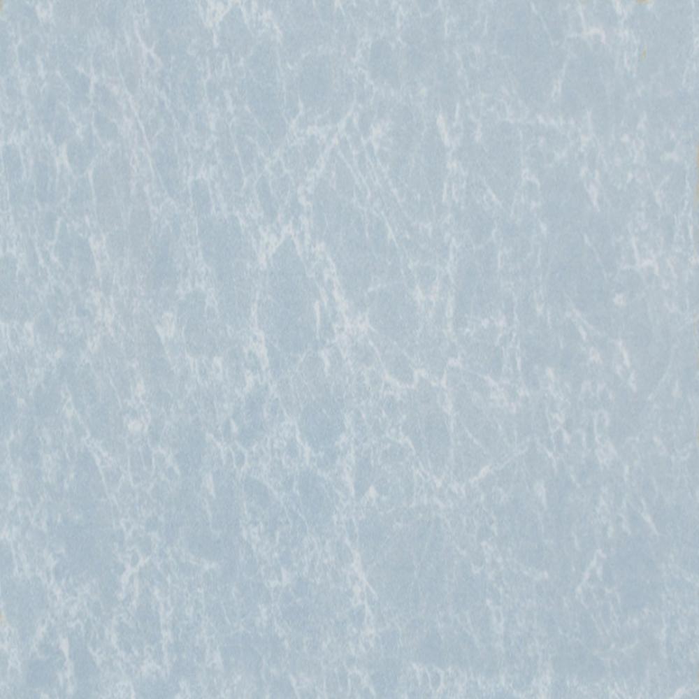 Blue Marble Look Floor Tile Full Polished Glazed Porcelain Tiles