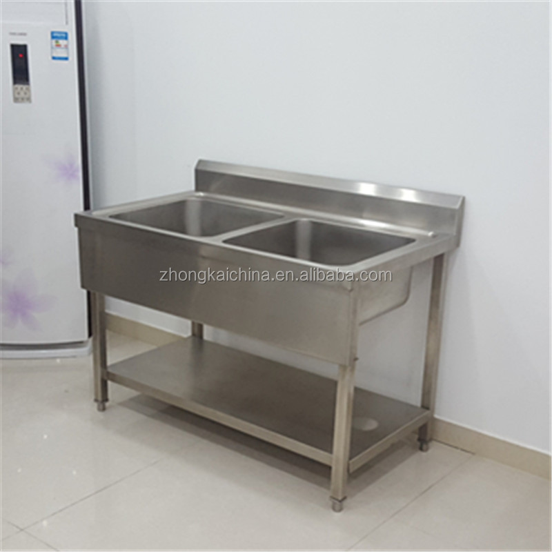Highly Praised European Style Commercial Stainless Steel Restaurant  Freestanding Kitchen Sinks - Buy Stainless Steel Commercial Kitchen  Sink,Stainless ...