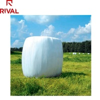 Agriculture UV Protection 5 Layers Blown Film Use Plastic Silage Stretch Wrap Film LLDPE Silage Stretch film