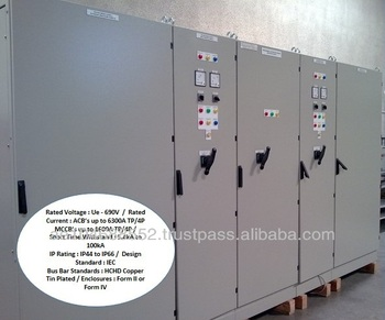 Main Distribution Board - Buy 3 Phase Distribution Board,Electrical on