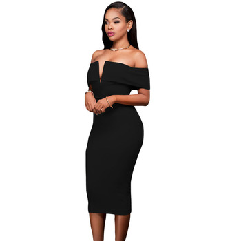 Fashion Womens Clothes Sexy Bodycon Tight Bandage Women Party Dresses