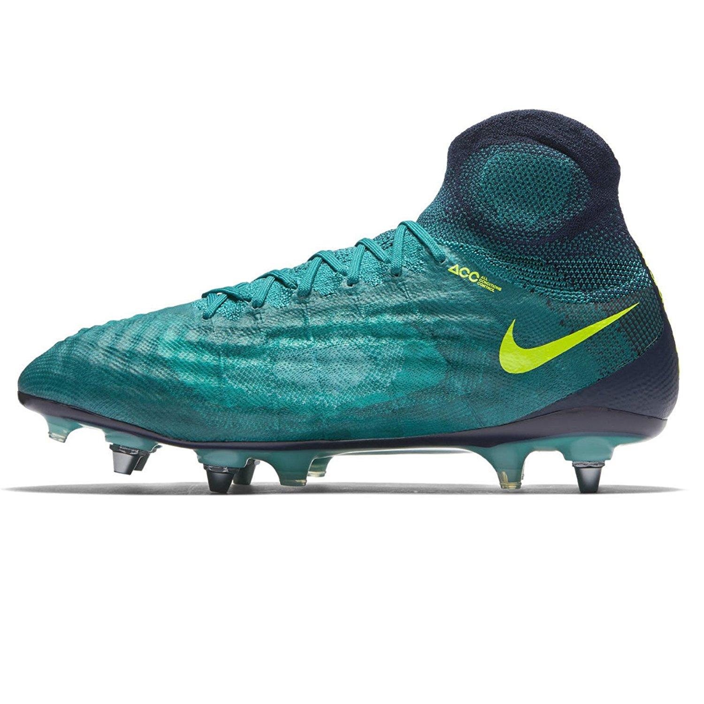 NIKE MAGISTA OBRA II SG-PRO soccer cleats 844596-375 Sz 12 New