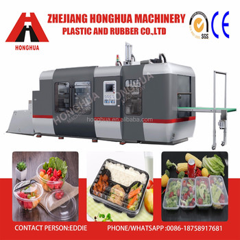 HSC-720 Multi-function Thermoforming Machine for trays