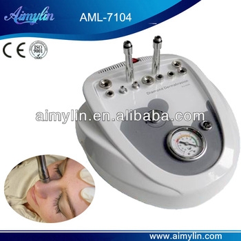 and microdermabrasion machine