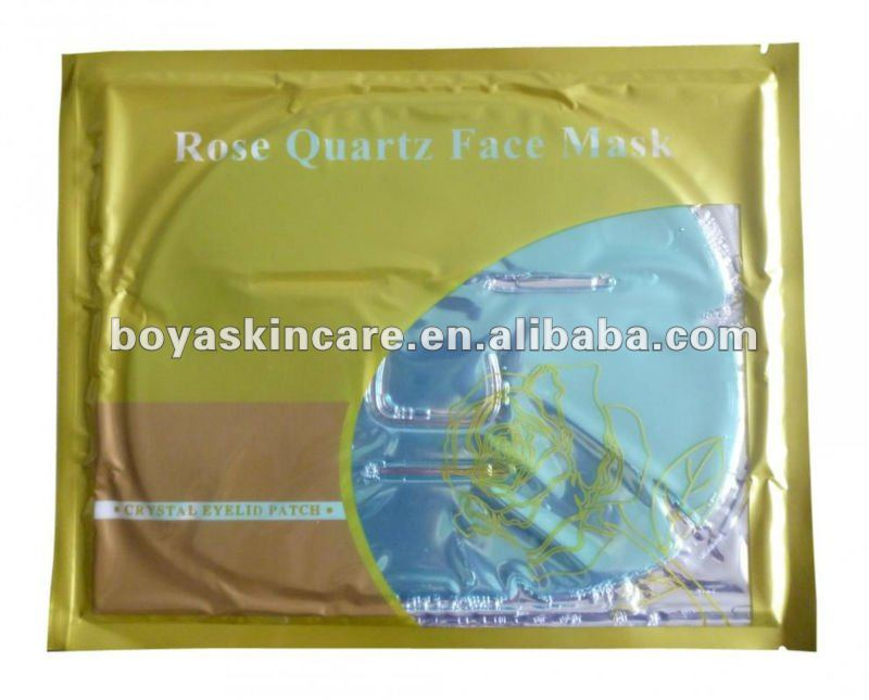 QUARTZ ROSE MASQUE