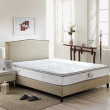 Hot sale bamboo fiber spring bed mattress