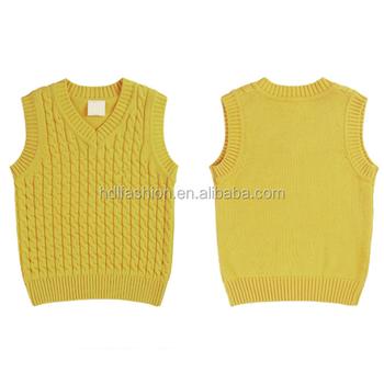 Childrens Knitting Pattern Vest Designs For Boys Buy Children