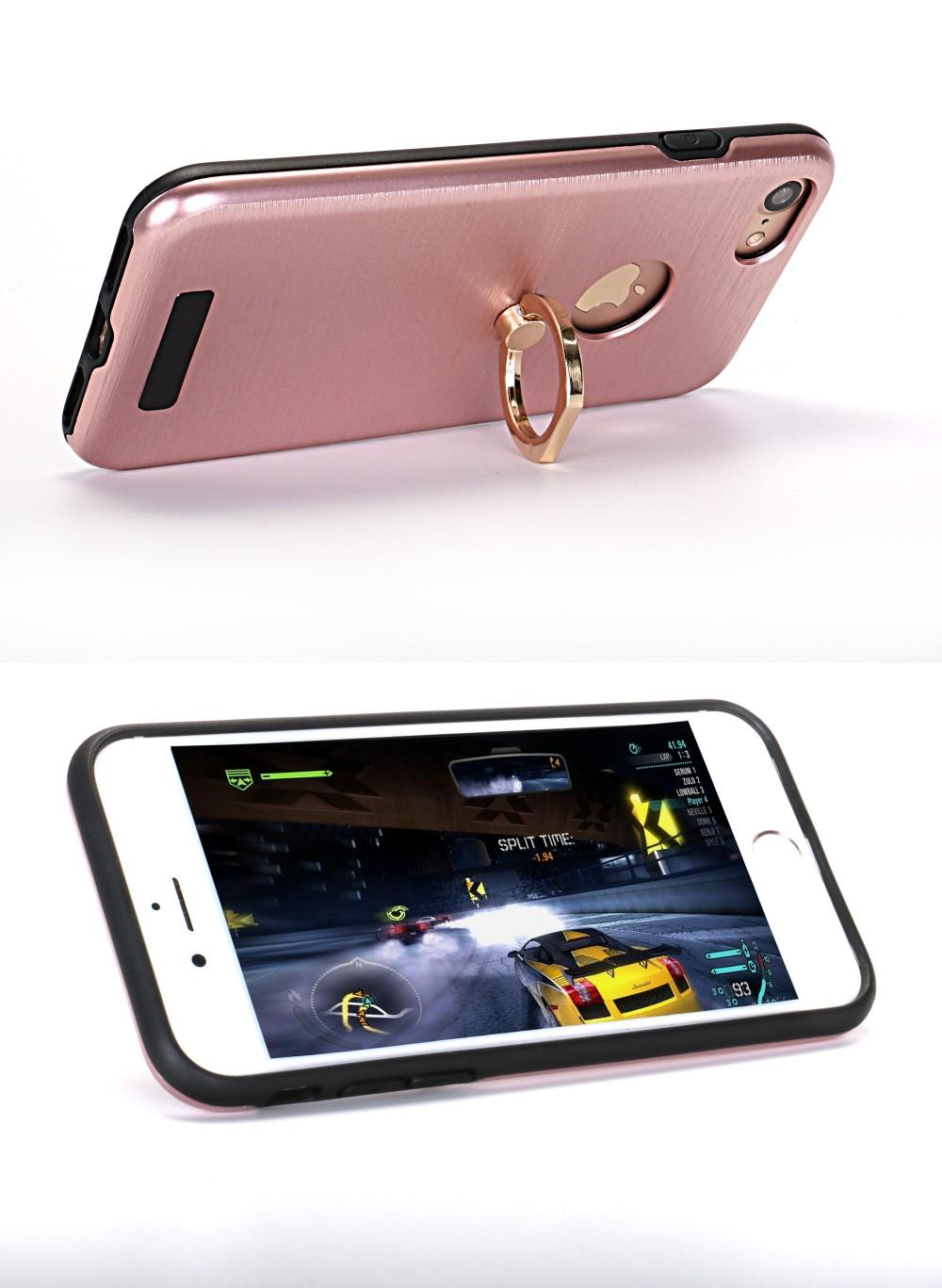 Accesorios para celulares for iphone 7 fundas with ring - Fundas de telefonos moviles ...