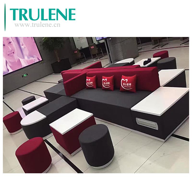 Nouveau Design Canapé Moderne De Meubles de Salon De Luxe ...