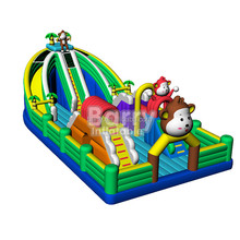 China 20 years factory cheap price hot sale can be customized inflatable playground for sale Philippines , Malaysia market