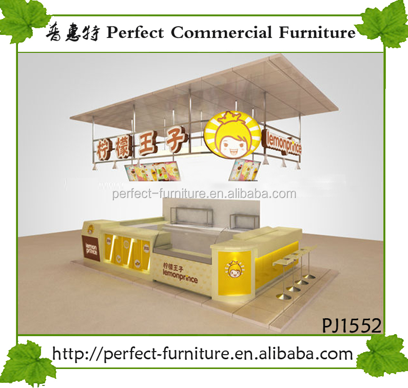 personnalis commercial bubble tea kiosque jus de citron. Black Bedroom Furniture Sets. Home Design Ideas