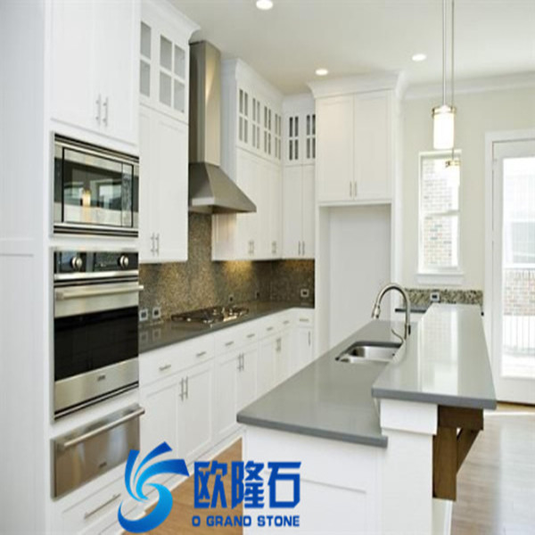 Artificial Quartz Flooring Tiles and Countertop, Quartz Stone Decorative Artificial Stone