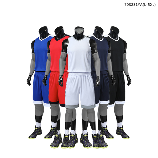 Oem Custom Wholesale Printing Sublimation High Quality Basketball Jersey For Men's Clothing