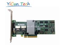 Original LSI00202 Megaraid SAS 9260-8i 8 port PCI express RAID controller