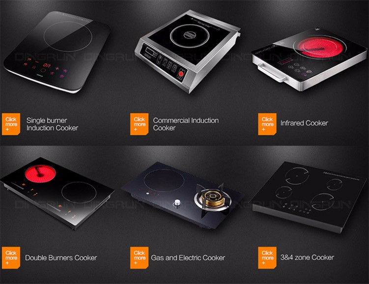 Made In China Vitroceramic Hob/Electric Vs Infrared Induction Cooker
