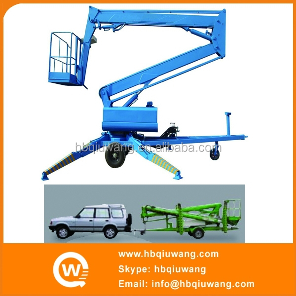 Truck Mounted Aerial Lift Table