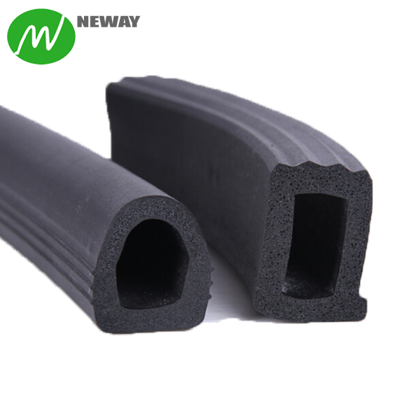 Neoprene Sponge Rubber Door Seal Strip
