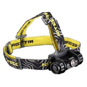 (HQ Product) Nitecore HC50 CREE XM-L2 T6 LED Double Light Bike Bicycle Headlamp