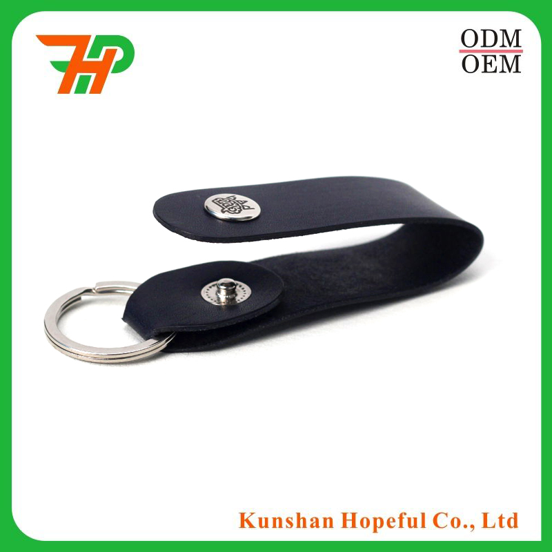 Brand Design Car Key Chain Key Ring Luxury leather Keychains For Man