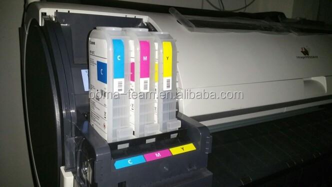 Pfi107 Ink Refill Kit For Canon Ipf670 Ipf680 Ipf770 Ipf685 Ipf785 ...