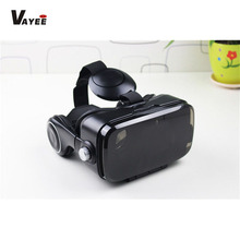 Top quality 3D VR BOX Glasses Virtual Reality Headset 3D VR Glasses