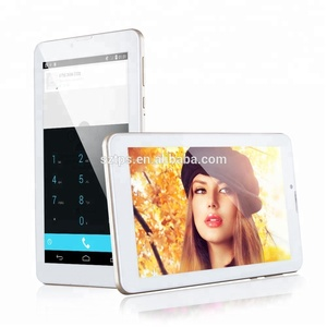 Touch Screen Mini PC Cheap 4G Tablet Phone 7 Inch City Call Android Super Smart Tablet PC with Sim Card Slot Camera Wifi