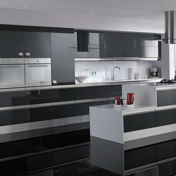 Waterproof Modern Kitchen Designs Simple Hanging Kitchen Cabinet - Buy  Waterproof Kitchen Cabinets,Simple Hanging Kitchen Cabinet,Modern Kitchen  ...