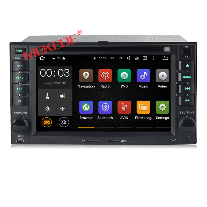 Mekede manufacture supplier android 7.1 system car redio stereo for K IA CERATO with gps navigation bluetooth