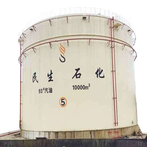 High quality low price large capacity diesel fuel oil storage tank with national standard