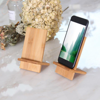 wooden phone stand sy20 custom handmade wood phone holder