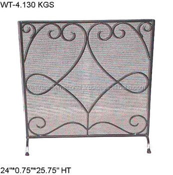 Fire Place Screen Fire Place Screens With Doors Designer Fireplace Screens Decorative Fireplace Screen Fire Place Guards Buy Wrought Iron Fireplace