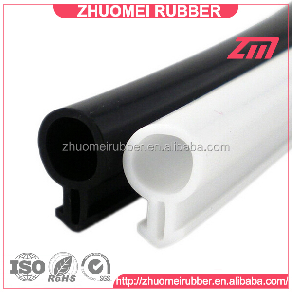 Shockproof door gap filler strip buy door rubber seal for Door gap filler