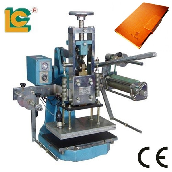 Hot sale TH-310-1 Book cover edge gilding hot foil stamping machine price