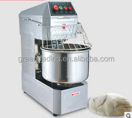 Baking bread dough mixing machine / Bakery Spiral Mixer for sale