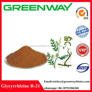 Best Quality Licorice Extract, R-21, Glycyrrhizine R-21