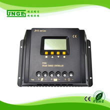 Anhui JNGE Power factory price JN-R 12v 30a solar panel pwm charge controller