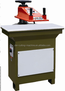 Atong hydraulic press swing beam shoe sole cutting machine