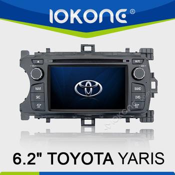 toyota yaris touch screen manual