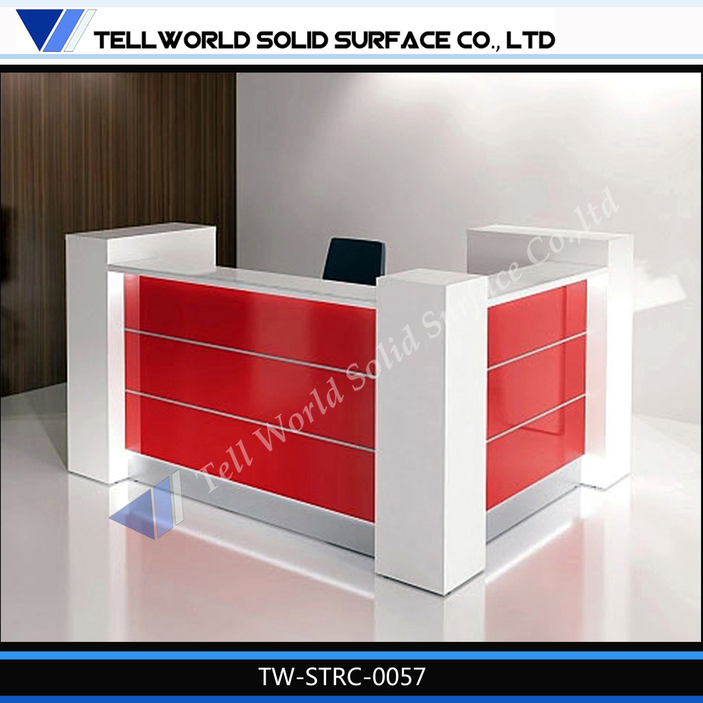 Tell World Office Furniture Leading Producer Acrylic Solid