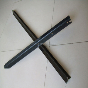 Wholesale cheap galvanised star posts / y-post with high quality