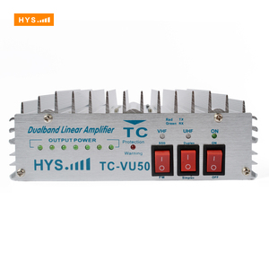 VHF UHF Dual Band 100 Watt FM-SSB-CW Amplifier TC-VU50