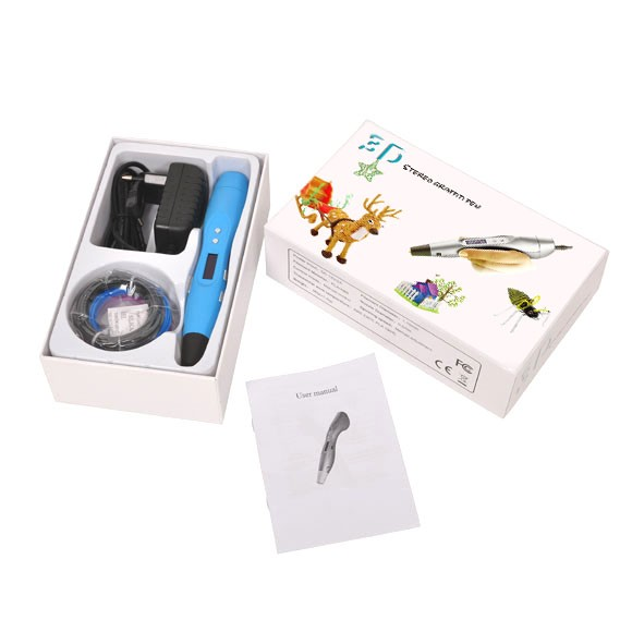 Original 3d drawing Pen 3d printing pen 3D pen with OLED screen
