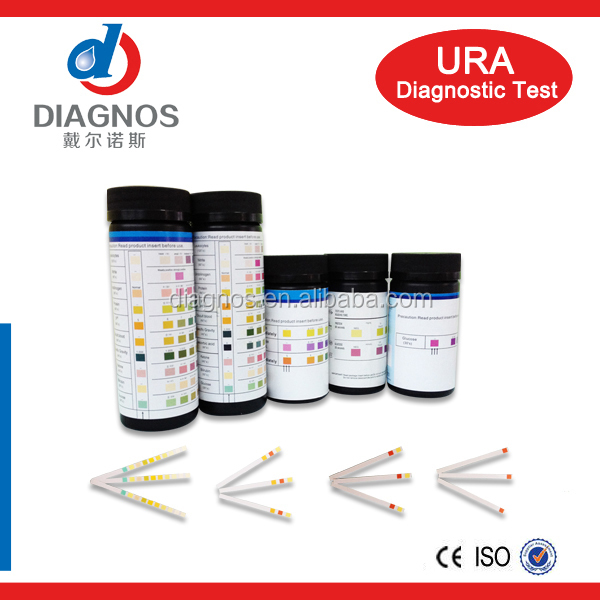 Urinalysis test strip urine 1to 11 parameter