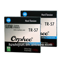 Orphee Hard Tension Top Quality Classic Guitar Strings
