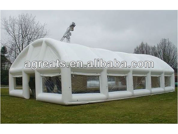 custom inflatable party/wedding/exhibition/events tent with low price S1077